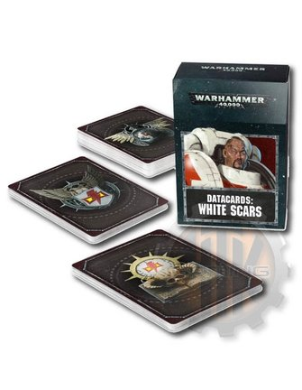 Warhammer 40000 Datacards: White Scars