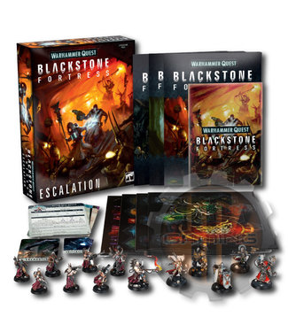 Blackstone Fortress Blackstone Fortress: Escalation