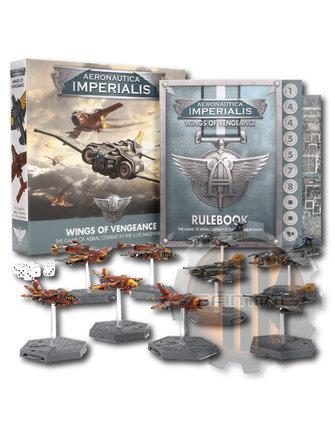 Aeronautica Imperialis Aero/Imperialis: Wings Of Vengeance