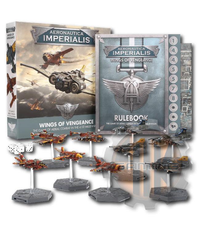 Aeronautica Imperialis #Aero/Imperialis: Wings Of Vengeance