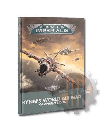 Aeronautica Imperialis A/I: Rynn'S World Air War Campaign Book