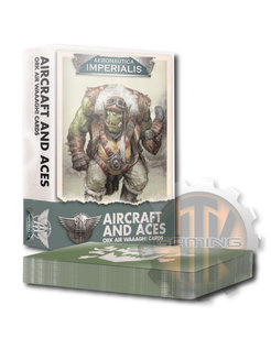 A/I Aircrft & Aces: Ork Air Waaagh! Crds