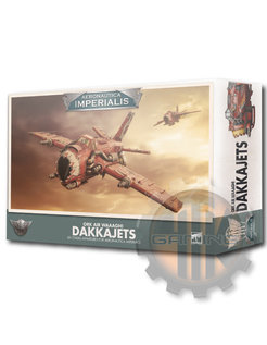 A/Imperialis: Ork Air Waaagh! Dakkajets