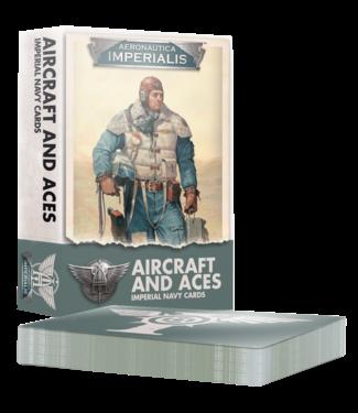 Aeronautica Imperialis A/I: Aircraft And Aces: Imp. Navy Cards