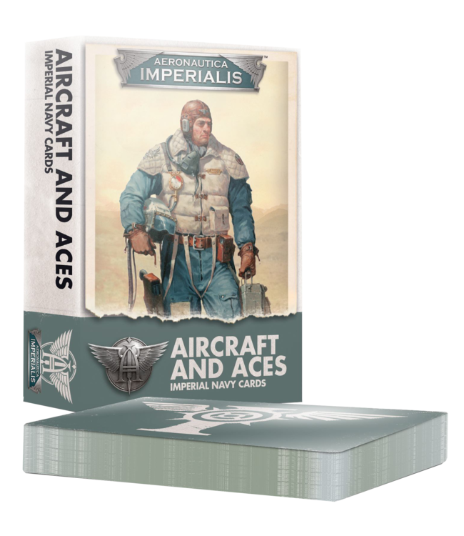 Aeronautica Imperialis A/I: Aircraft And Aces: Imp. Navy Cards