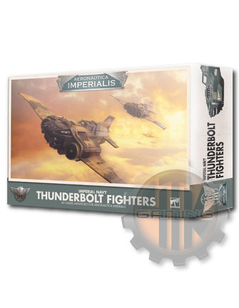 Aeronautica Imperialis A/I: Imperial Navy Thunderbolt Fighters