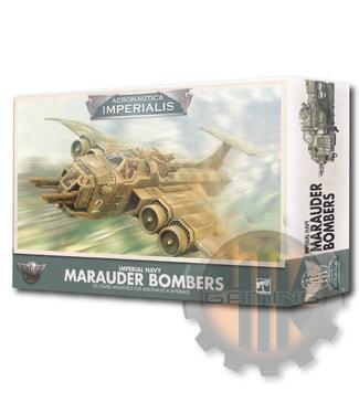 Aeronautica Imperialis A/I: Imperial Navy Marauder Bombers