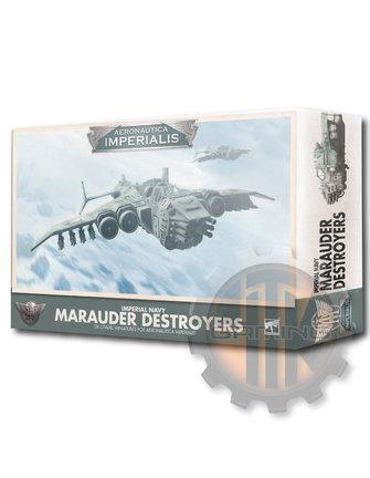 Aeronautica Imperialis A/I: Imperial Navy Marauder Destroyers