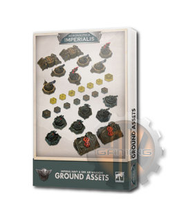 Aero/Imper: Imperial & Ork Ground Assets