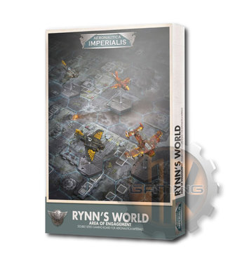 Aeronautica Imperialis Rynn'S World Area Of Engagement Board
