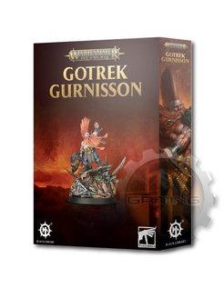 #Gotrek Gurnisson