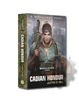Black Library Cadian Honour (Pb)