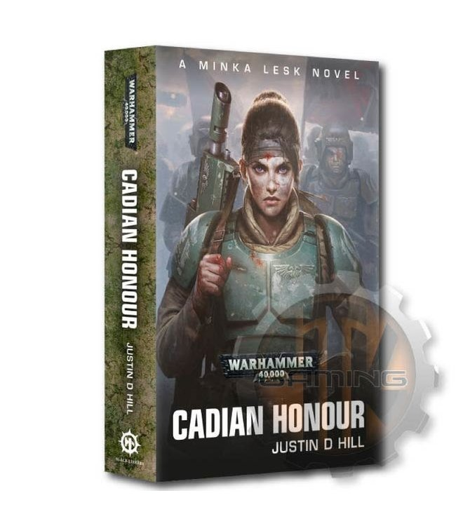 Black Library Cadian Honour (Pb)