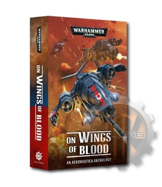 Black Library On Wings Of Blood (Pb)