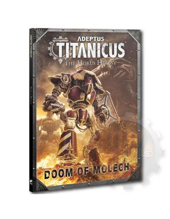 Adeptus Titanicus #Adeptus Titanicus: Doom Of Molech