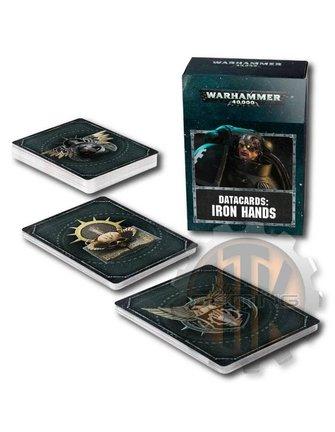 Warhammer 40000 Datacards: Iron Hands