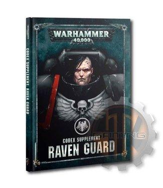 Warhammer 40000 Codex: Raven Guard (Hb)