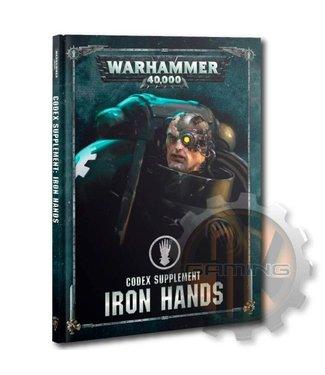 Warhammer 40000 Codex: Iron Hands (Hb)