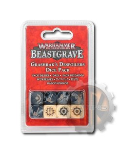 Whu: Grashrak'S Despoilers Dice Pack