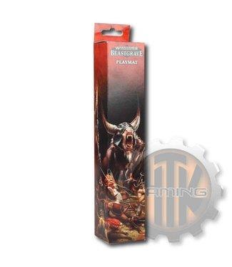 Warhammer Underworlds Wh Underworlds: Beastgrave Playmat