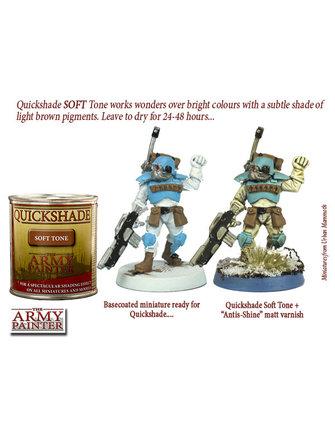 Army Painter Quickshade, Soft Tone