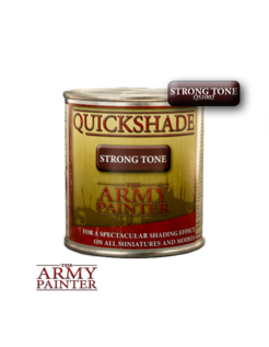 Quickshade, Strong Tone