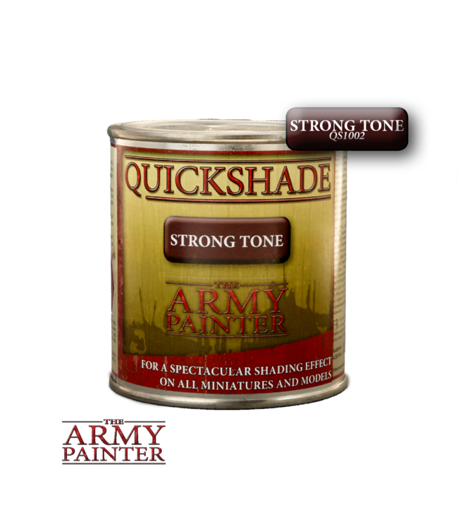 Army Painter Quickshade, Strong Tone