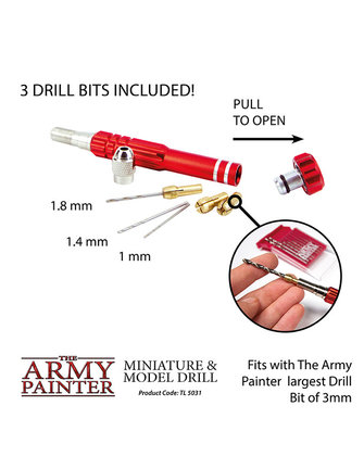 Army Painter Miniature and Model Drill