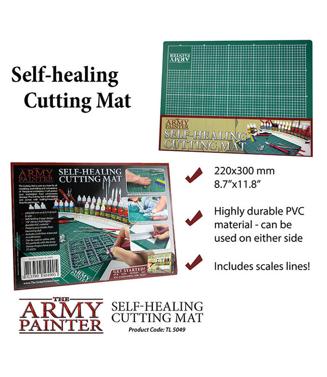 Army Painter Cutting Mat