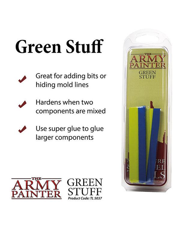 Army Painter Kneadite Green Stuff - 8