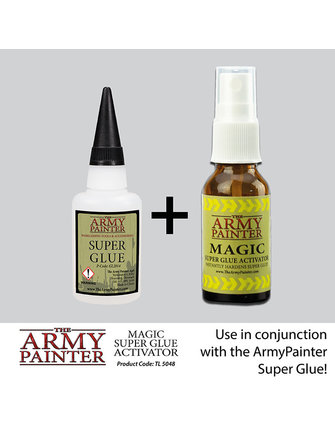 Army Painter Magic Activator - Alcohol (Pump)