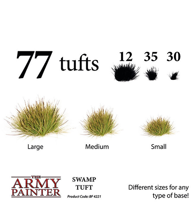 Army Painter Battlefields: Swamp Tuft