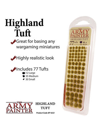 Army Painter Battlefield: Highland Tuft