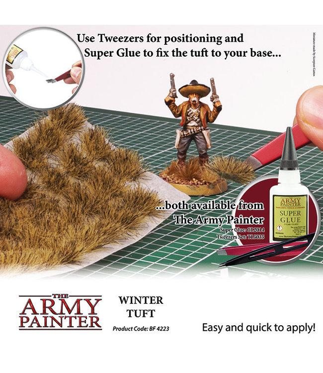 Army Painter Battlefield: Winter Tuft