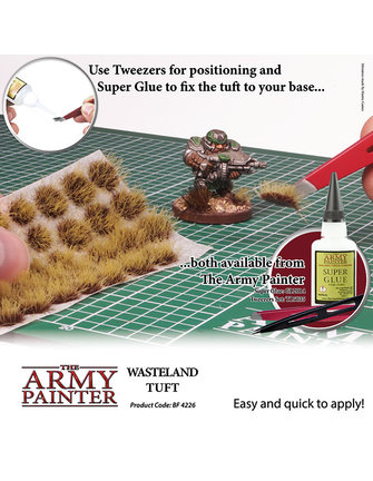 Army Painter Battlefield: Wasteland Tuft