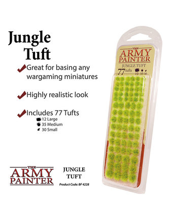 Army Painter Battlefield: Jungle Tuft