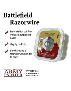 Razor Wire - (4m roll)