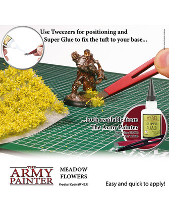 Army Painter Battlefield: Meadow Flowers