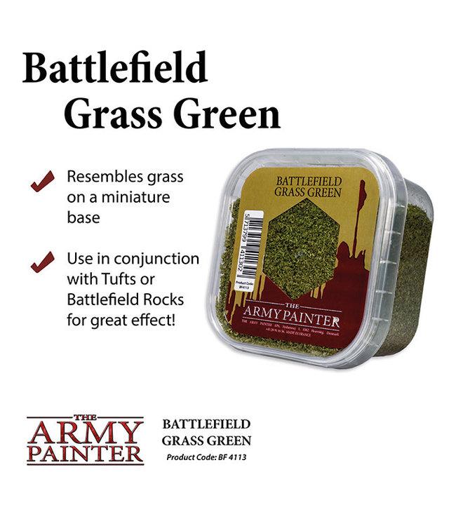 Army Painter Battlefield: Grass Green