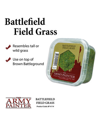 Army Painter Battlefield: Field Grass