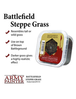 Battlefields: Steppe Grass