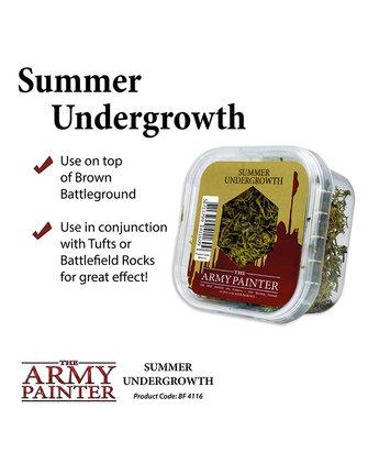 Army Painter Battlefields: Summer Undergrowth