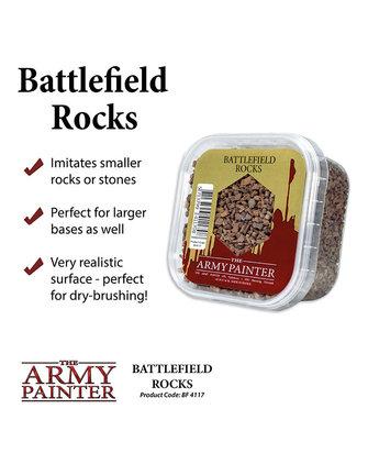 Army Painter Battlefields: Battlefield Rocks