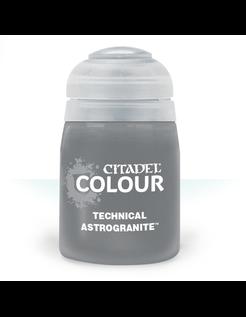 Technical: Astrogranite