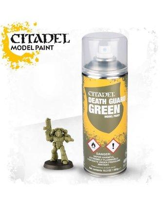 Citadel Death Guard Green Spray single