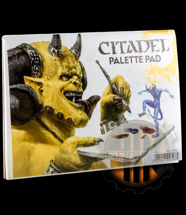Games Workshop Citadel Palette Pad