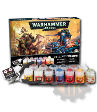 Citadel Warhammer 40000 Essentials Set