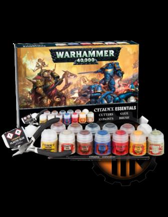 Citadel Warhammer 40000 Essentials Set