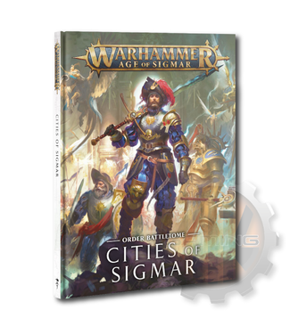 Age Of Sigmar Battletome: Cities Of Sigmar (Hb)