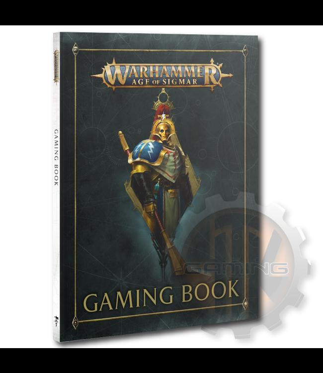 Age Of Sigmar Age Of Sigmar: Gaming Book